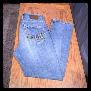 Men's BKE Tyler Straight Leg Jeans